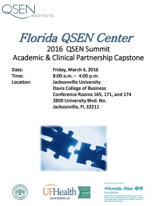 Florida QSEN Center Summit 3042016 Flyer and Registration_Page_1